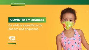 COVID-19 em crianças